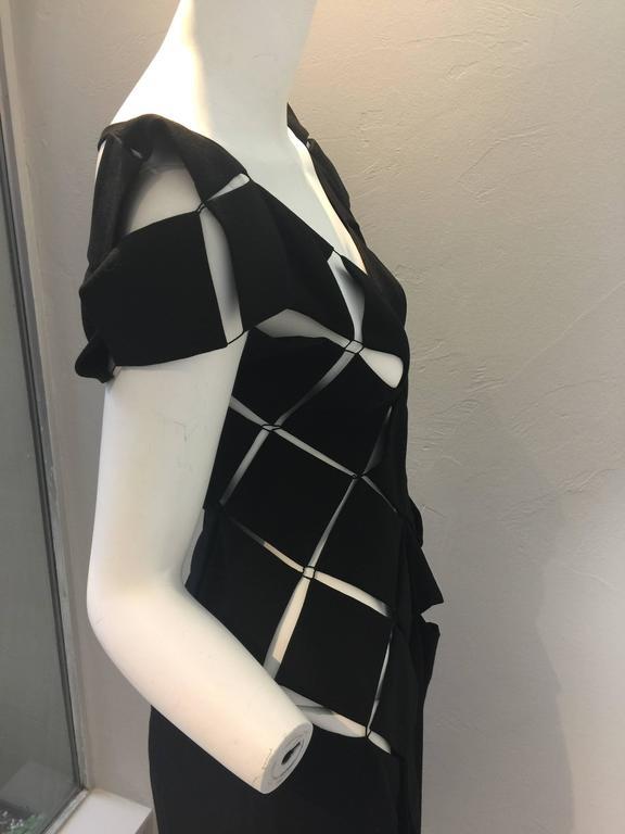 Rare Yohji Yamamoto Dress  For Sale 3