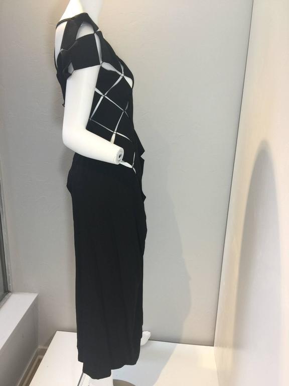 Rare Yohji Yamamoto Dress  For Sale 1