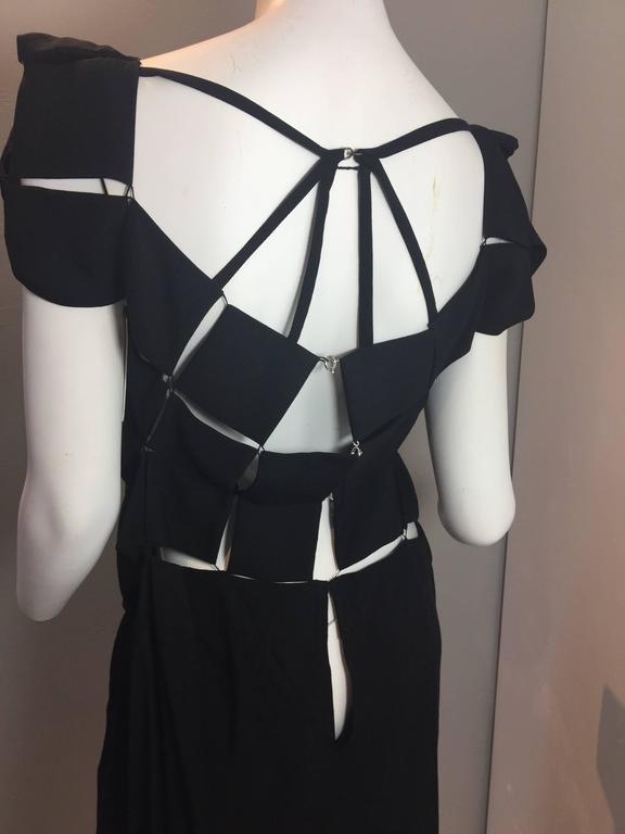 Rare Yohji Yamamoto Dress  In Excellent Condition For Sale In Carmel by the Sea, CA
