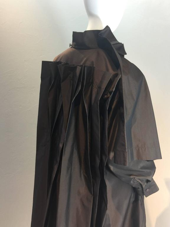 Women's Issey Miyake Gown Late 1980's For Sale