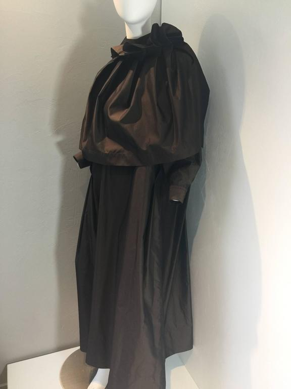Issey Miyake Gown Late 1980's For Sale 2