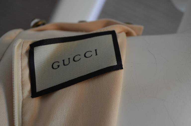 Gucci Embellished Dress 2016 9