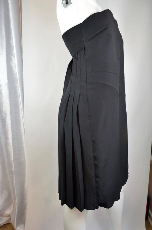 2014 Maison Martin Margiela Cocktail Dress In Excellent Condition For Sale In Carmel by the Sea, CA