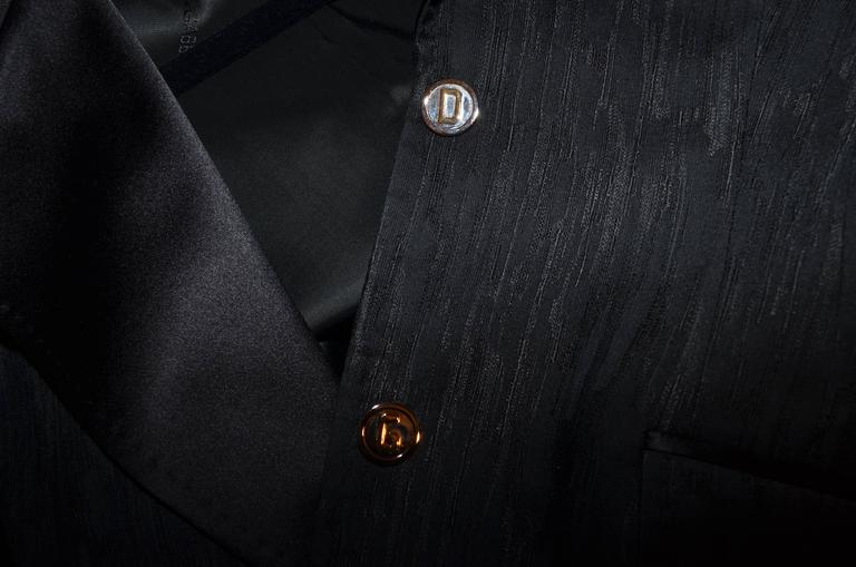 Dolce & Gabbana Women's Tuxedo Suit 7