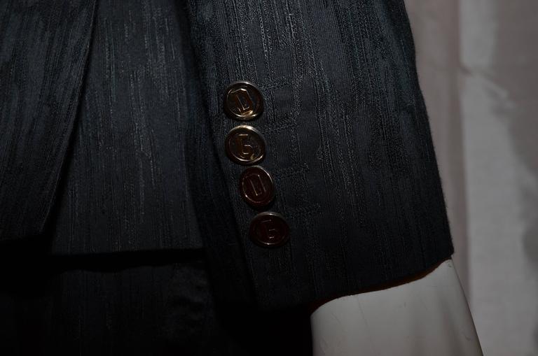 Dolce & Gabbana Women's Tuxedo Suit 6