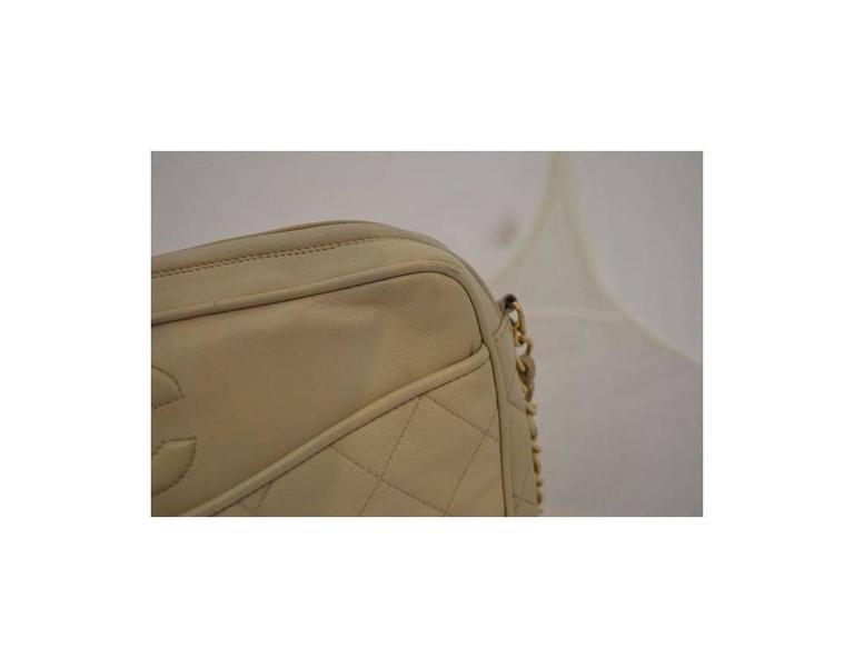 Chanel 1986-1988 Camera Bag  5