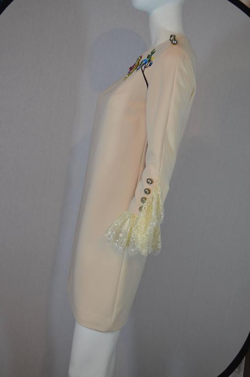 Gucci Embellished Dress 2016 3