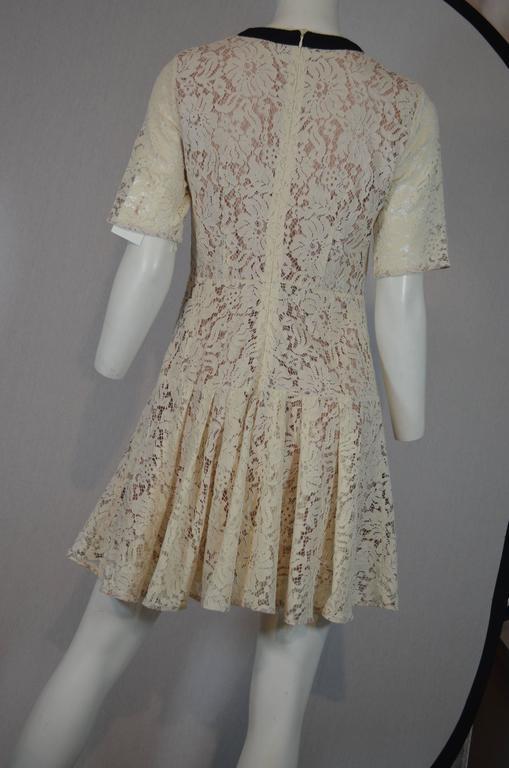 Gucci Summer Lace Dress At 1stdibs