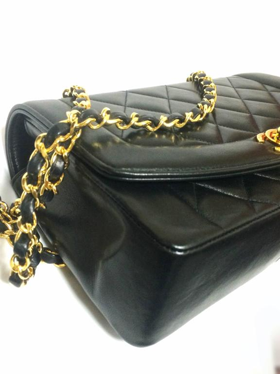 cb0e6f2d2daf Chanel Classic Flap Bag Black Gold Chain | Stanford Center for ...