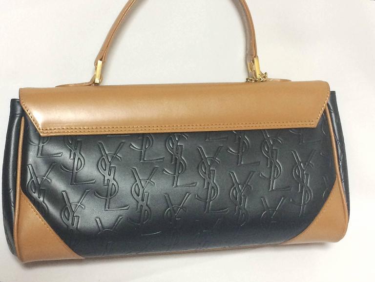 Ysl Clutch Bag With Tassel Chain Gold Return Ysl Bag With Label Off