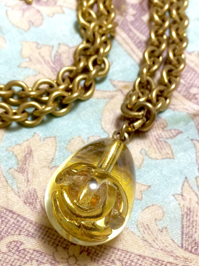 how to clean gold chain necklace