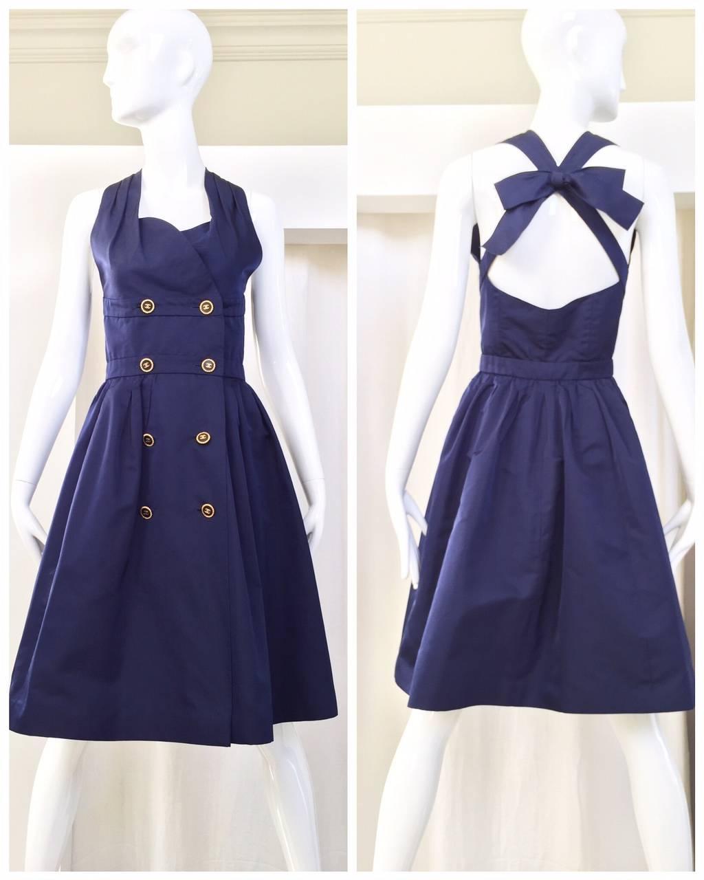 Chanel Cocktail Dresses