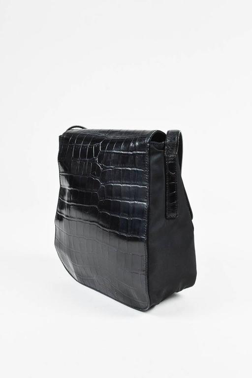 41ded0475 Vintage Prada Shoulder Crossover Bag   Stanford Center for ...