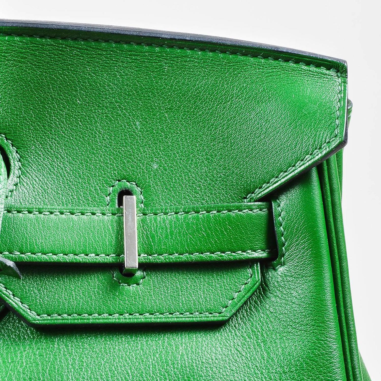 vintage hermes ghw cognac brown veau grain lisse leather 32 cm kelly handbag