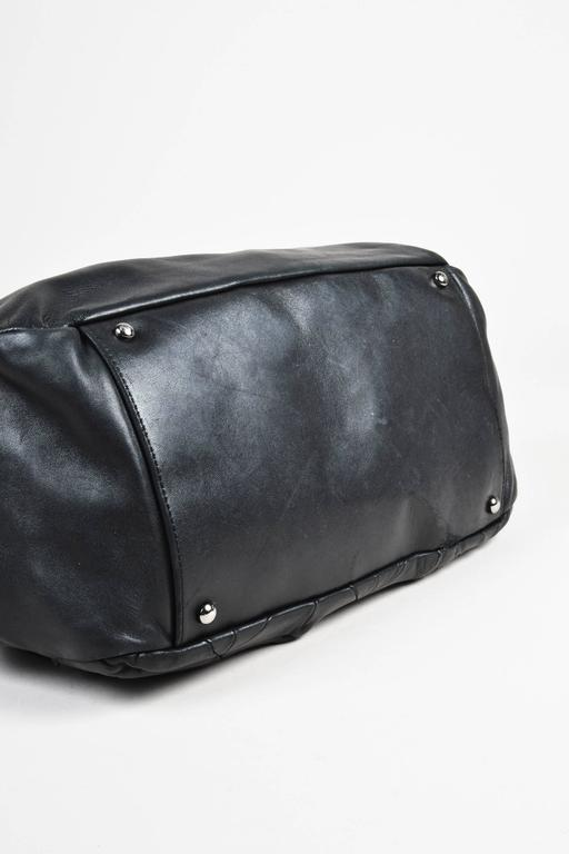 chanel black lambskin leather quilted flap quotorigami