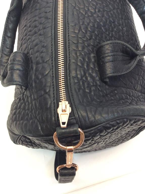 Rocco duffel studded celebrity bag spill