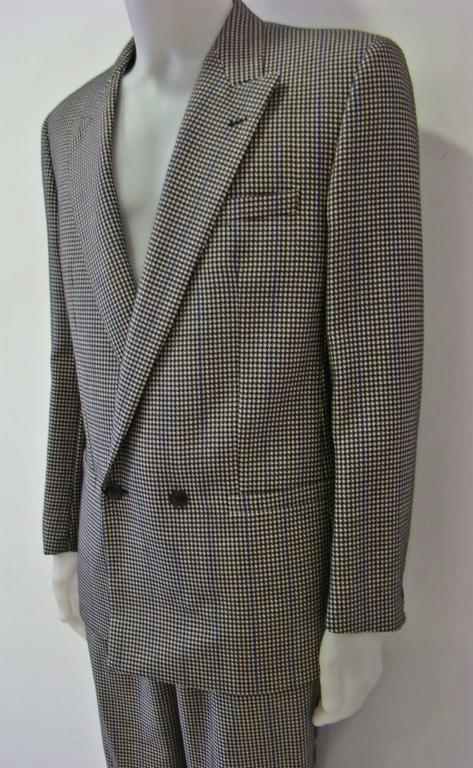 istante by gianni versace mens suit fall 1992 for sale at 1stdibs