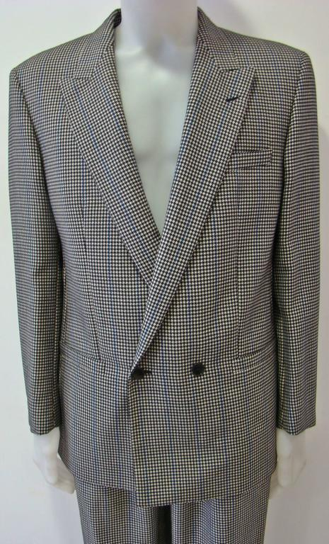 Istante By Gianni Versace Mens Suit Fall 1992 For Sale At