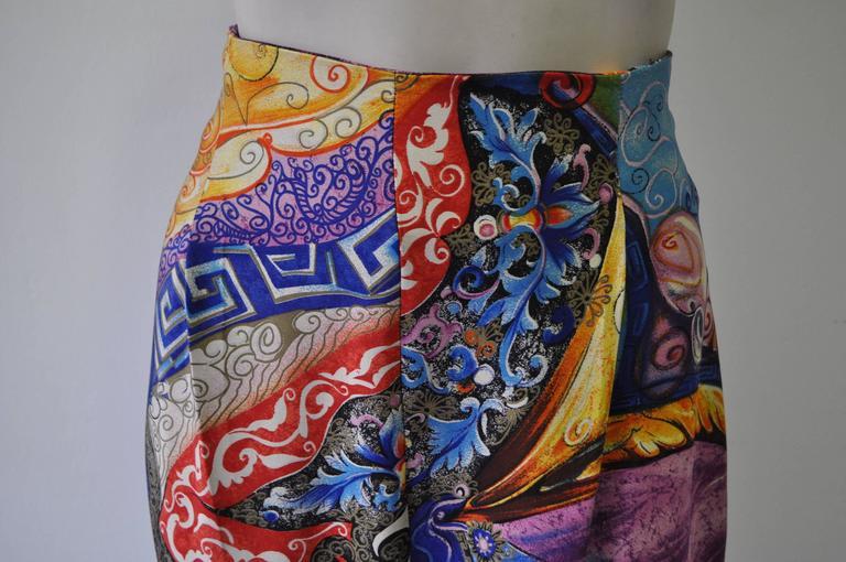 Rare Atelier Versace Printed Pants 3