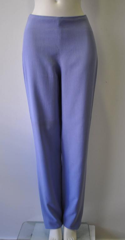 Gianni Versace Couture Silk Pantsuit In New Never_worn Condition For Sale In Athens, Agia Paraskevi