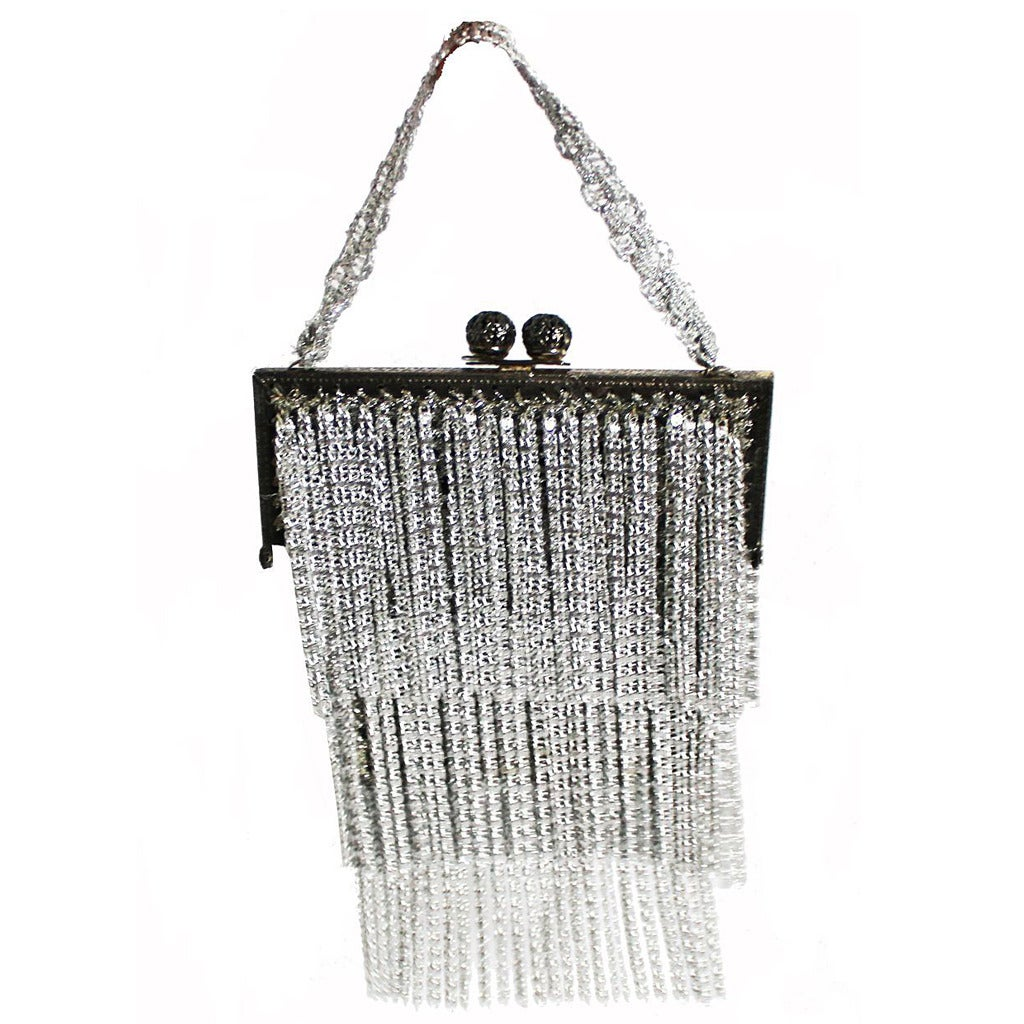 and collectable vintage azzaro evening bag 1970 for sale at 1stdibs