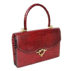 "Hermes rarity ""cordeliere"" handbag of 1961"