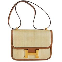 Iconic Hermès Constance Handbag 1973