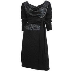 Gaultier Sweater Dress