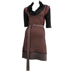 Jean Paul Gaultier Sweater Dress
