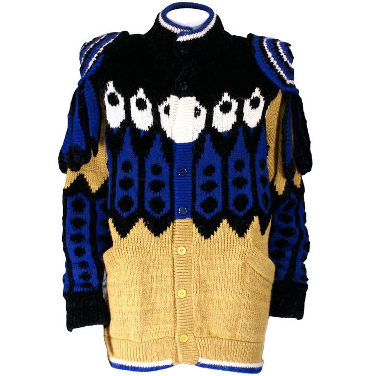 Kansai Yamamoto's Super Hero Sweater
