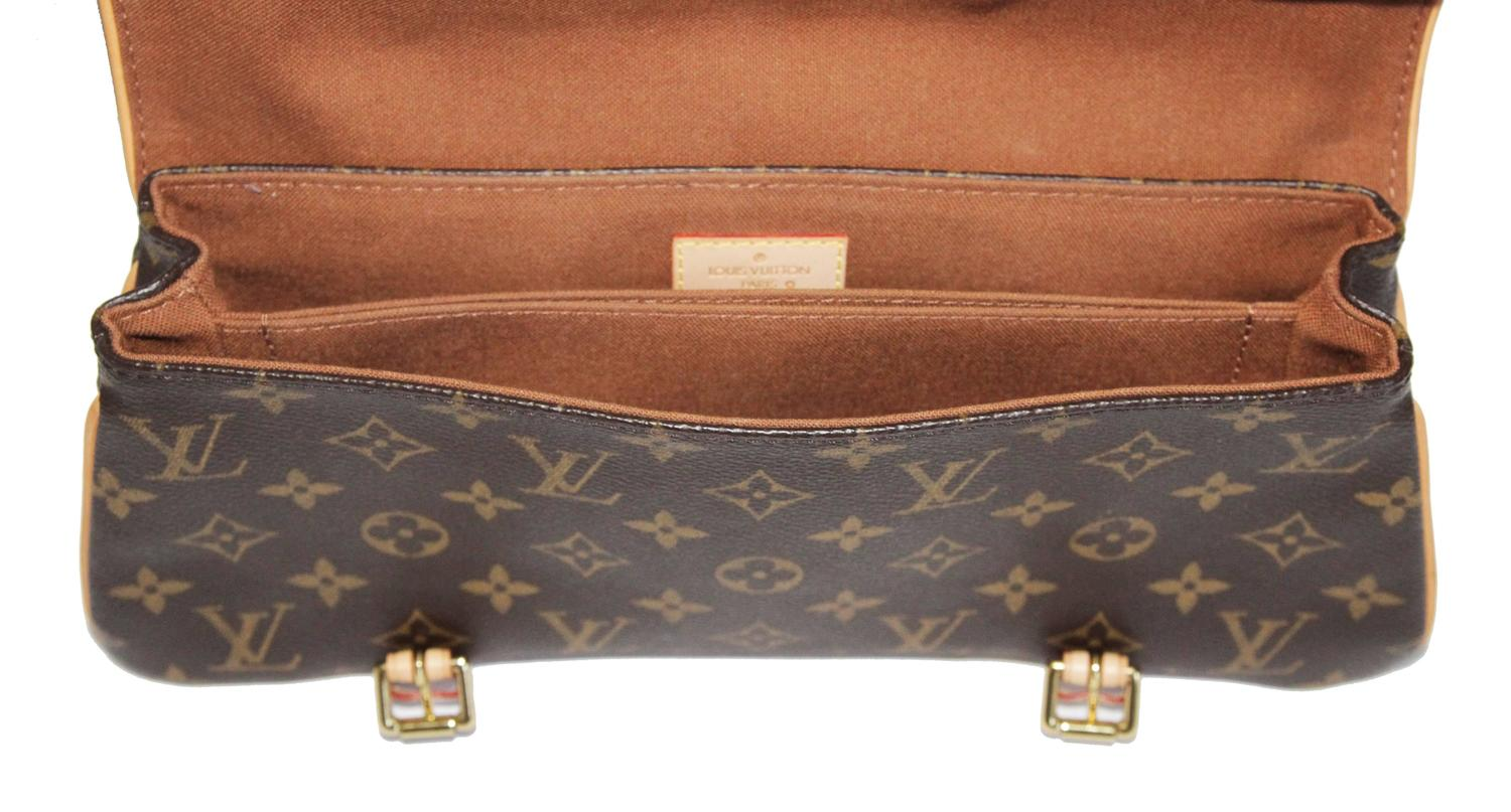 Home Designer Interiors Serial Louis Vuitton Marelle Mm Clutch Bag Of 2004 For Sale At