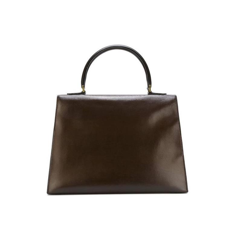 Hermes Saint Tropez Rarity vintage handbag 1967 at 1stdibs