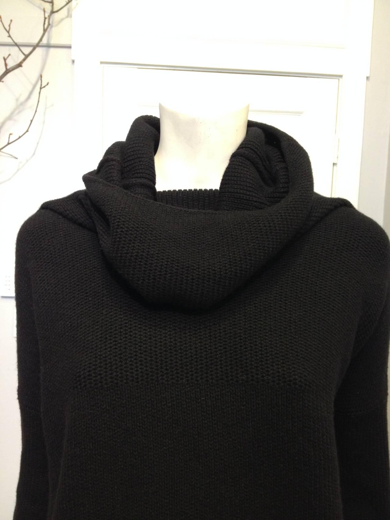 Hermes Black Turtleneck Sweater 3