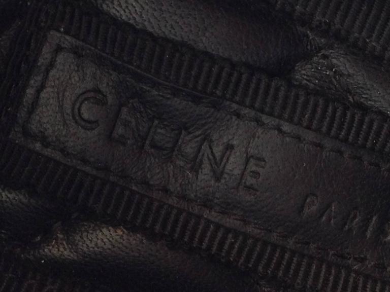 Celine Black and White Pumps Size 37.5 (7) 8