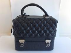 Balenciaga Black Leather Bag