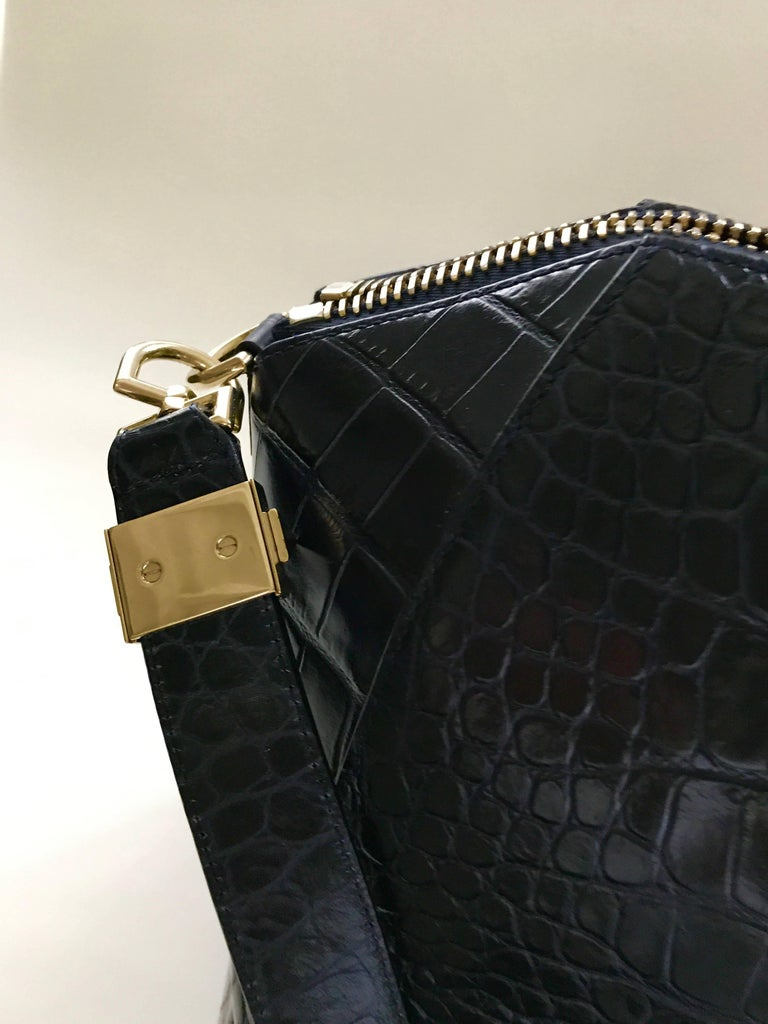 Givenchy Midnight Blue Antigona Bag Large For Sale 1