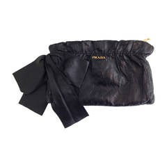 Vintage Prada Clutches - 5 For Sale at 1stdibs
