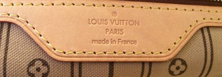 Louis Vuitton Neverfull Monogrammed Tote 4