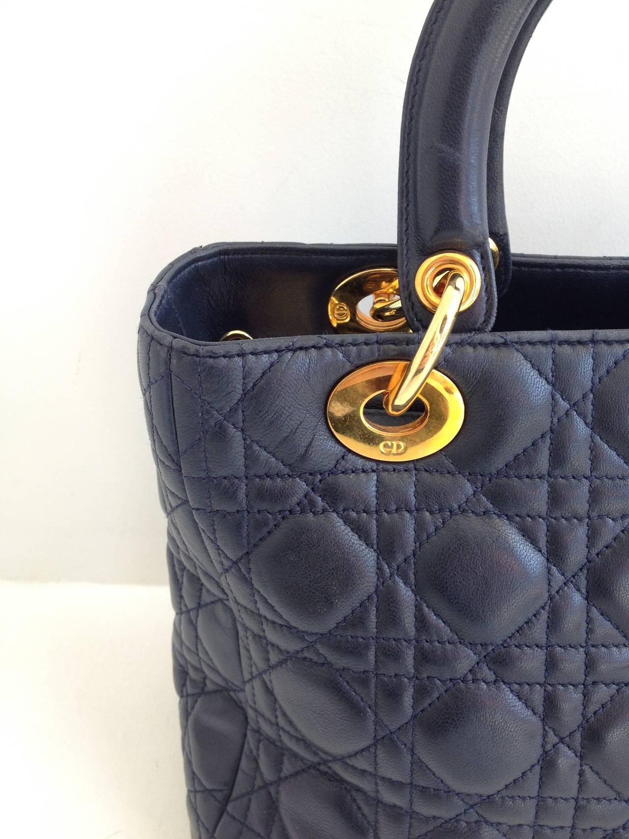 2e2a8a1268 Navy Quilted Handbag - Foto Handbag All Collections Salonagafiya.Com