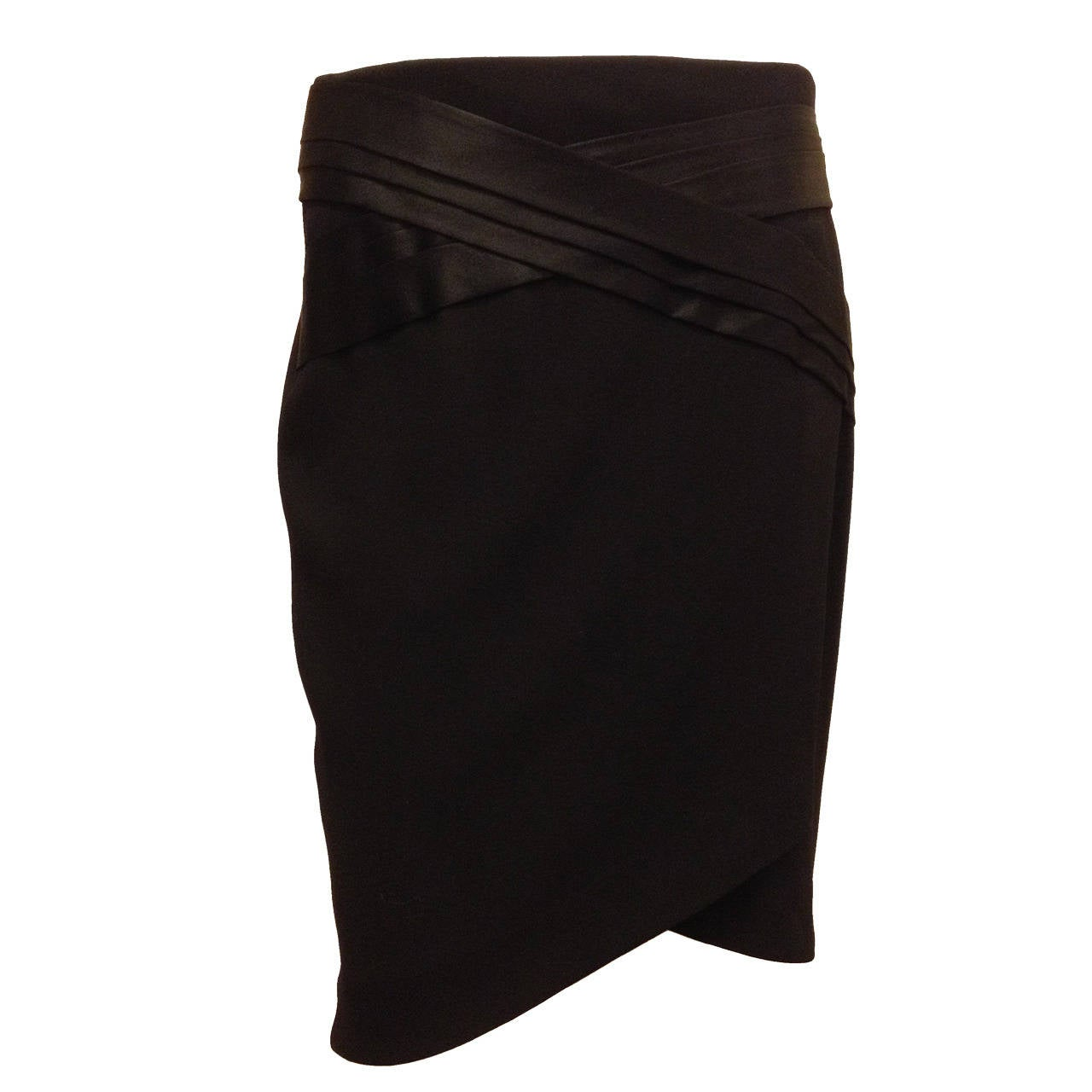 Black Tulip Skirt 102