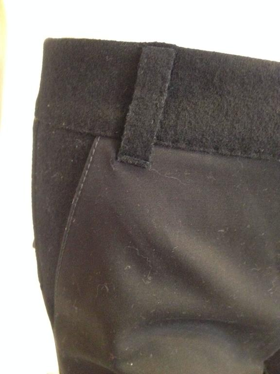 Louis Vuitton Black Cargo Pants Size 36 (4) 5