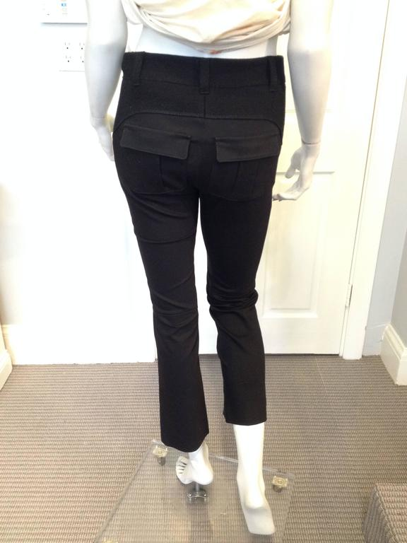 Louis Vuitton Black Cargo Pants Size 36 (4) 3