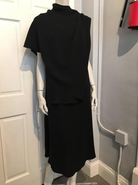 Chanel Embellished Black Cocktail Dress (Resort 2015) 4