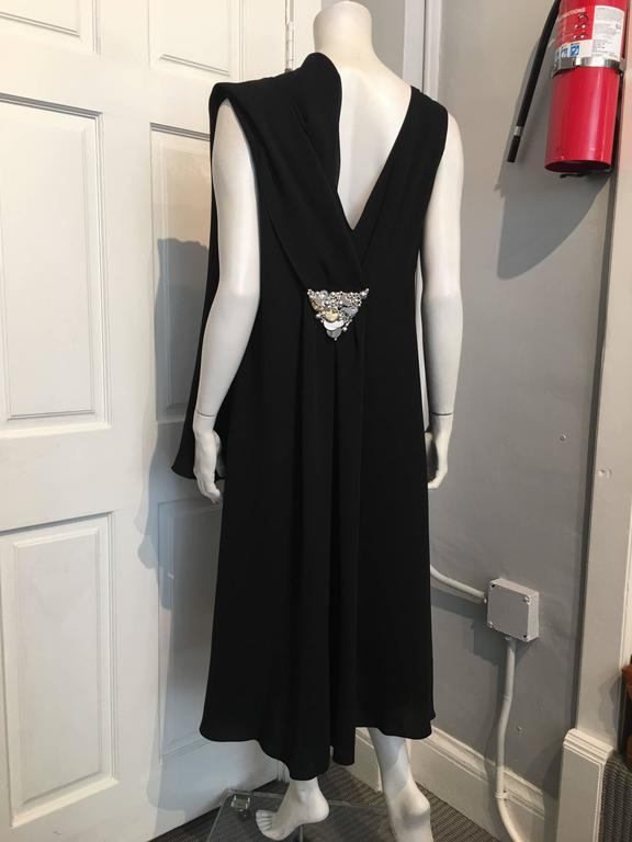 Chanel Embellished Black Cocktail Dress (Resort 2015) 5