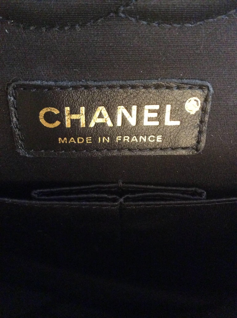 Chanel Shanghai Red Sequin Double Flap Bag Antiqued Bronze Chain For Sale 5
