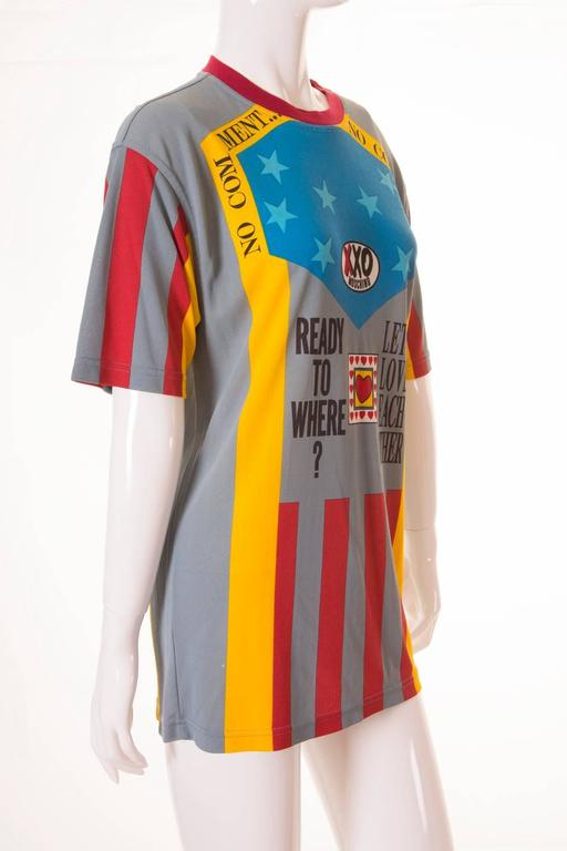 Moschino 'Ready to Where?' Cyclist Jersey 2