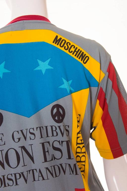 Moschino 'Ready to Where?' Cyclist Jersey 4