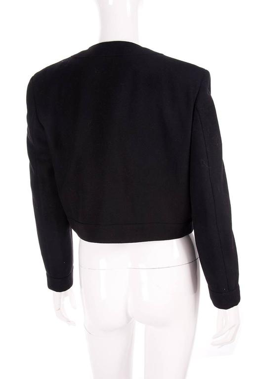 Moschino Cheap and Chic Applique Jacket 3