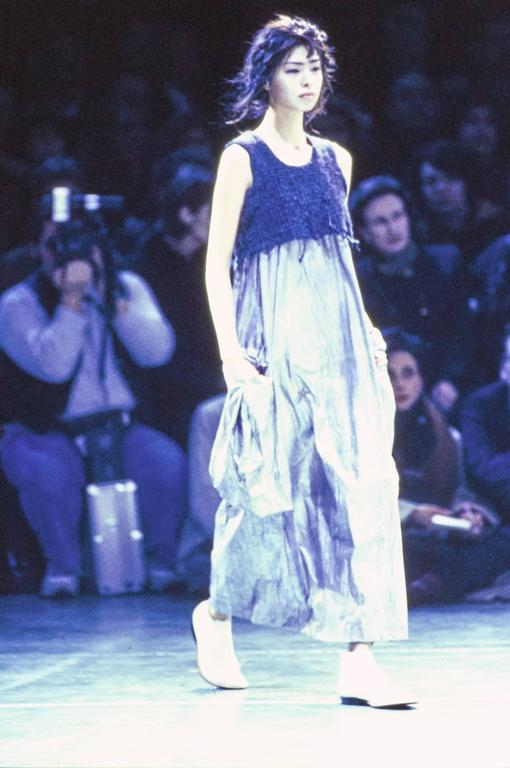 AD1994 Comme Des Garcons Rei Kawukabo Punk Dress 6