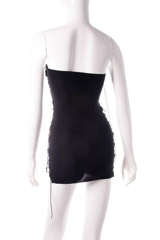 Jean Paul Gaultier Cutout Tube Top or Dress 4